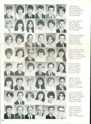 Page 110, 1967 Edition, Baker High School - Arrowhead Yearbook (Columbus, GA) online yearbook collection