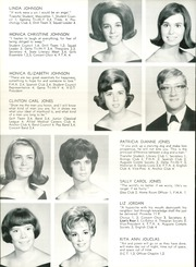 Page 44, 1967 Edition, Baker High School - Arrowhead Yearbook (Columbus, GA) online yearbook collection