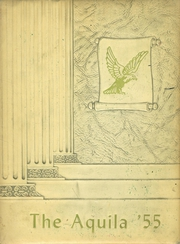 1955 Edition, Luling High School - Aquila Yearbook (Luling, TX)