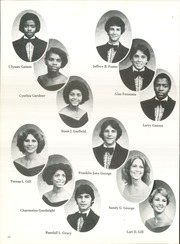 Shaw High School - Sharaide Yearbook (Columbus, GA) online yearbook collection, 1981 Edition, Page 38