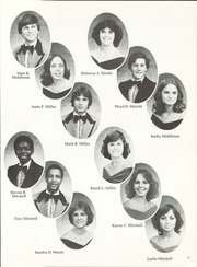 Shaw High School - Sharaide Yearbook (Columbus, GA) online yearbook collection, 1981 Edition, Page 45