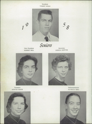 Page 12, 1958 Edition, Cairo High School - Raconteur Yearbook (Cairo, GA) online yearbook collection