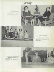 Page 9, 1958 Edition, Cairo High School - Raconteur Yearbook (Cairo, GA) online yearbook collection