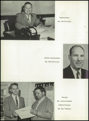 Page 10, 1958 Edition, Crisp County High School - Rebel Recorder Yearbook (Cordele, GA) online yearbook collection