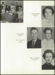 Page 11, 1958 Edition, Crisp County High School - Rebel Recorder Yearbook (Cordele, GA) online yearbook collection