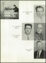 Page 12, 1958 Edition, Crisp County High School - Rebel Recorder Yearbook (Cordele, GA) online yearbook collection