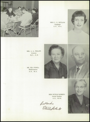 Page 13, 1958 Edition, Crisp County High School - Rebel Recorder Yearbook (Cordele, GA) online yearbook collection