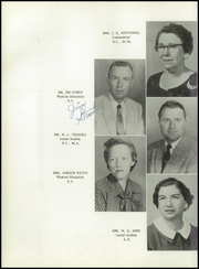 Page 14, 1958 Edition, Crisp County High School - Rebel Recorder Yearbook (Cordele, GA) online yearbook collection