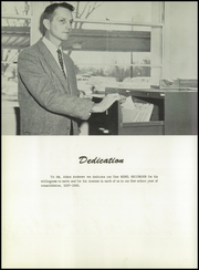 Page 8, 1958 Edition, Crisp County High School - Rebel Recorder Yearbook (Cordele, GA) online yearbook collection