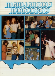 Page 4, 1983 Edition, Henderson High School - Catamount Yearbook (Chamblee, GA) online yearbook collection