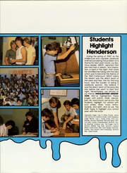 Page 5, 1983 Edition, Henderson High School - Catamount Yearbook (Chamblee, GA) online yearbook collection