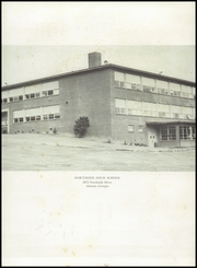 Page 7, 1952 Edition, Northside High School - Viking Yearbook (Atlanta, GA) online yearbook collection