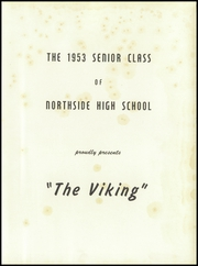 Page 7, 1953 Edition, Northside High School - Viking Yearbook (Atlanta, GA) online yearbook collection