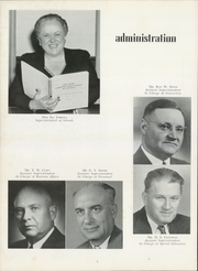 Page 10, 1956 Edition, Northside High School - Viking Yearbook (Atlanta, GA) online yearbook collection