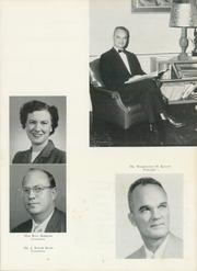 Page 11, 1956 Edition, Northside High School - Viking Yearbook (Atlanta, GA) online yearbook collection
