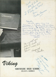 Page 7, 1956 Edition, Northside High School - Viking Yearbook (Atlanta, GA) online yearbook collection
