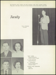 Page 15, 1952 Edition, Cedartown High School - Cedar Log Yearbook (Cedartown, GA) online yearbook collection