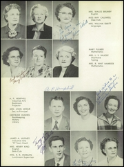Page 16, 1952 Edition, Cedartown High School - Cedar Log Yearbook (Cedartown, GA) online yearbook collection