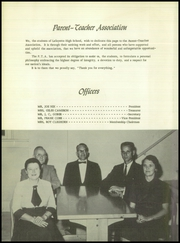 Page 10, 1958 Edition, Lafayette High School - Rambler Yearbook (LaFayette, GA) online yearbook collection