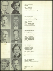 Page 12, 1958 Edition, Lafayette High School - Rambler Yearbook (LaFayette, GA) online yearbook collection