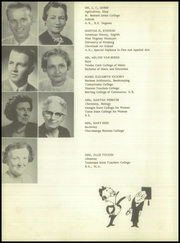 Page 14, 1958 Edition, Lafayette High School - Rambler Yearbook (LaFayette, GA) online yearbook collection