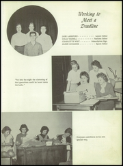 Page 9, 1958 Edition, Lafayette High School - Rambler Yearbook (LaFayette, GA) online yearbook collection