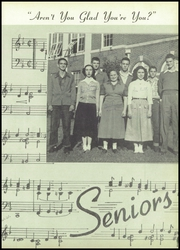 Page 13, 1951 Edition, Carrollton High School - Arrowhead Yearbook (Carrollton, GA) online yearbook collection