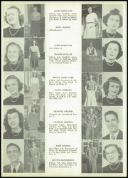 Page 16, 1951 Edition, Carrollton High School - Arrowhead Yearbook (Carrollton, GA) online yearbook collection