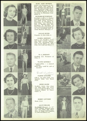 Page 17, 1951 Edition, Carrollton High School - Arrowhead Yearbook (Carrollton, GA) online yearbook collection