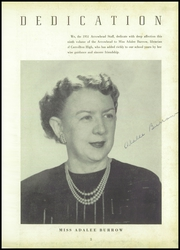 Page 7, 1951 Edition, Carrollton High School - Arrowhead Yearbook (Carrollton, GA) online yearbook collection