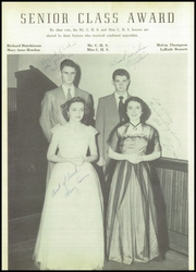 Page 8, 1951 Edition, Carrollton High School - Arrowhead Yearbook (Carrollton, GA) online yearbook collection