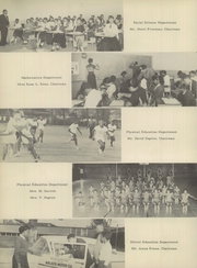 Page 10, 1957 Edition, Laney High School - Wildcat Yearbook (Augusta, GA) online yearbook collection