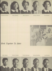 Page 15, 1957 Edition, Laney High School - Wildcat Yearbook (Augusta, GA) online yearbook collection