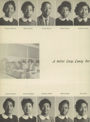 Page 16, 1957 Edition, Laney High School - Wildcat Yearbook (Augusta, GA) online yearbook collection