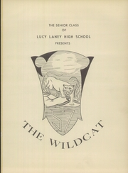 Page 5, 1957 Edition, Laney High School - Wildcat Yearbook (Augusta, GA) online yearbook collection