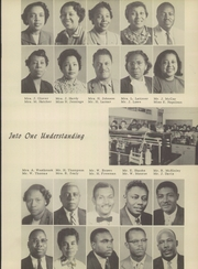 Page 9, 1957 Edition, Laney High School - Wildcat Yearbook (Augusta, GA) online yearbook collection
