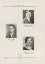 Page 17, 1934 Edition, Russell High School - Pointer Yearbook (East Point, GA) online yearbook collection