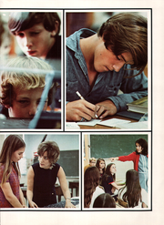 Page 13, 1972 Edition, Peachtree High School - Beacon Yearbook (Dunwoody, GA) online yearbook collection