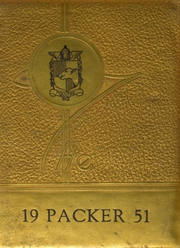 1951 Edition, Moultrie High School - Packer Yearbook (Moultrie, GA)