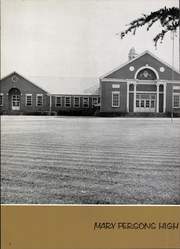 Page 6, 1956 Edition, Mary Persons High School - Empescope Yearbook (Forsyth, GA) online yearbook collection