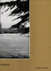Page 7, 1956 Edition, Mary Persons High School - Empescope Yearbook (Forsyth, GA) online yearbook collection
