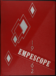 Page 1, 1962 Edition, Mary Persons High School - Empescope Yearbook (Forsyth, GA) online yearbook collection