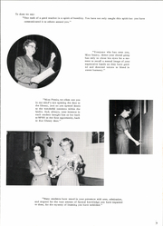 Page 13, 1962 Edition, Mary Persons High School - Empescope Yearbook (Forsyth, GA) online yearbook collection