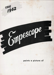 Page 5, 1962 Edition, Mary Persons High School - Empescope Yearbook (Forsyth, GA) online yearbook collection