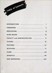 Page 8, 1962 Edition, Mary Persons High School - Empescope Yearbook (Forsyth, GA) online yearbook collection