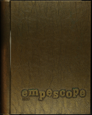 Page 1, 1969 Edition, Mary Persons High School - Empescope Yearbook (Forsyth, GA) online yearbook collection