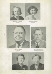 Page 12, 1950 Edition, Brown High School - Laureate Yearbook (Atlanta, GA) online yearbook collection