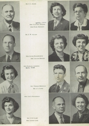 Page 13, 1950 Edition, Brown High School - Laureate Yearbook (Atlanta, GA) online yearbook collection