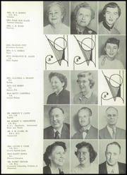 Page 15, 1953 Edition, Brown High School - Laureate Yearbook (Atlanta, GA) online yearbook collection