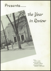 Page 7, 1953 Edition, Brown High School - Laureate Yearbook (Atlanta, GA) online yearbook collection
